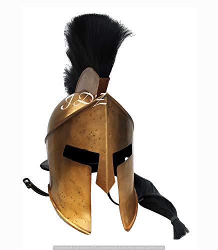 (Medieval Viking Mask Helmet Reenactment Deluxe Mask Warrior Armor Helmet Prop)