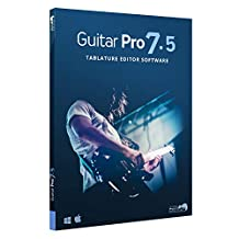 Guitar Pro 7 - Tablature and Notation Editor, Score Player, Guitar Amp and FX Software
