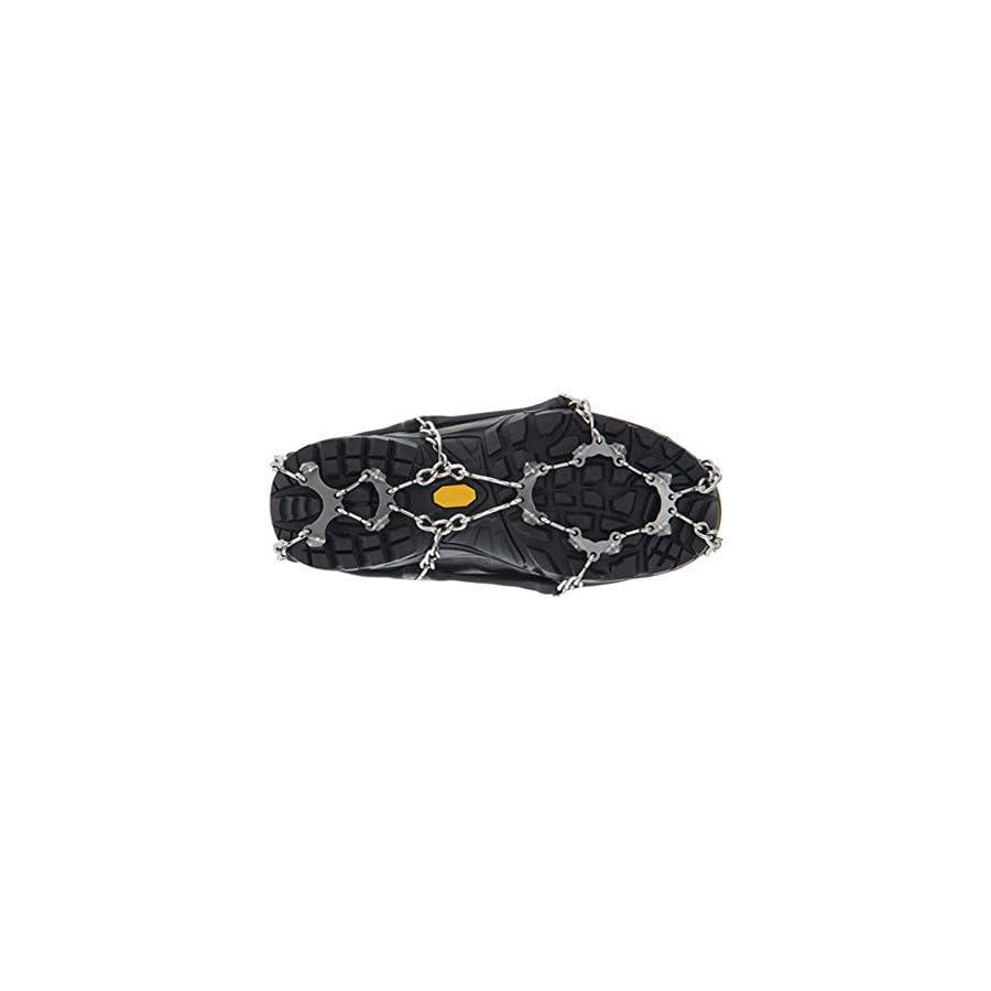 Kahtoola Kahtoola MICROspikes Traction System Crampons XL Black