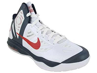 online retailer ccf60 4f588 Image Unavailable. Image not available for. Color  Nike Trainers Shoes Mens Air  Max Hyperaggressor White