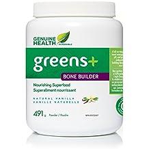 Genuine Health Greens+ Bone Builder (Vanilla)