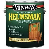 Minwax 132250000 Helmsman Indoor/Outdoor Spar Urethane 350 VOC, 1 gallon, Semi-Gloss by Minwax