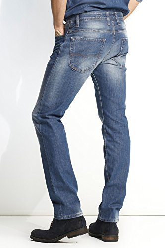 Salsa - Jeans Lima avec coupe tapered - Homme