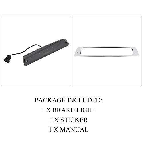 (Brake Light For Dodge For Ram 1500 2500 3500 1994-2001 Signal)