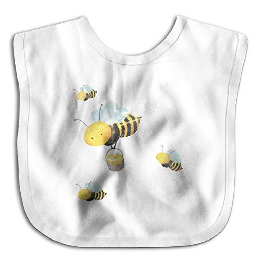 Price comparison product image Children's Waterproof Bibs Bee Wing Bumblebee Baby Skin Wrap SuperBib Babies&Toddlers