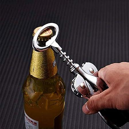 JYDQM El Vino Tinto Sacacorchos Kit versión de actualización, el Vino Sacacorchos y Otro Tornillo Sacacorchos Kit Profesional de la versión