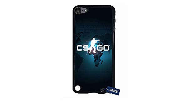 ipod Touch 5ª generación cajas del teléfono único, Counter-Strike CS juegos ipod Touch 5th Generation caso con ipod Touch 5th caso: Amazon.es: Electrónica