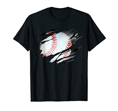 Baseball Player Softball Fan Minor League Coach Dad Gift T-Shirt