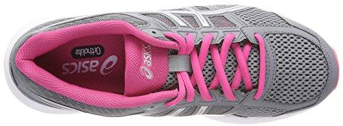 Gel Stone Contend Grau Asics 1193 Damen Laufschuhe Hot 4 Pink Grey Silver fqYqwBx