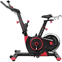 Echelon Connect Smart Stationary Bike in Red