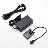 Glorich EH-5 Plus EP-5 replacement AC Power Adapter / Charger kit for Nikon D40 D40X D60 D3000 D5000 Digital SLR Cameras