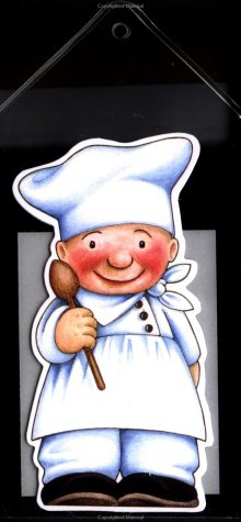 Little Chef Bookmark (Mary Engelbreit Bookmark)