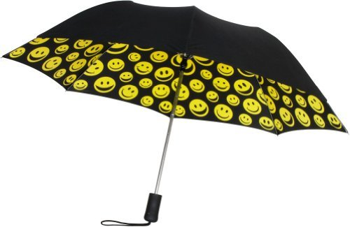 happy-smiley-face-pattern-leighton-novelties-automatic-open-umbrella