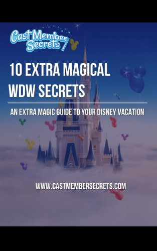 Secrets: Walt Disney World Secrets and Tips Guide Book ()