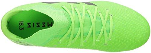 Nemeziz Adidas Ground Green Messi Solar Green 3 Ni Suelo Unisex 18 firm os black Firme solar 1qqTrdw