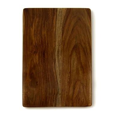 Architec Gripperwood Sheesham Cutting Board, 12 by 16-Inch