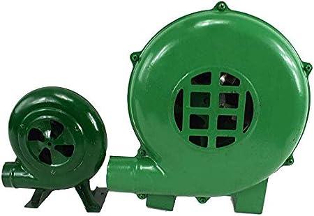 Knoijijuo Soplador de Ventilador para Barbacoa 150w / Ventilador ...