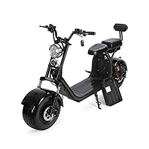 SuaMomente Harley Electric Car Scooter eléctrico Batería de ...