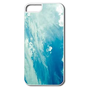 Blue Sky Cloud Case For IPhone 5s