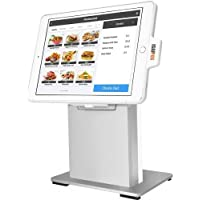 POS-X ISAPPOS-12A-WH Wht Stand 12.9 Pro with Manual Lock