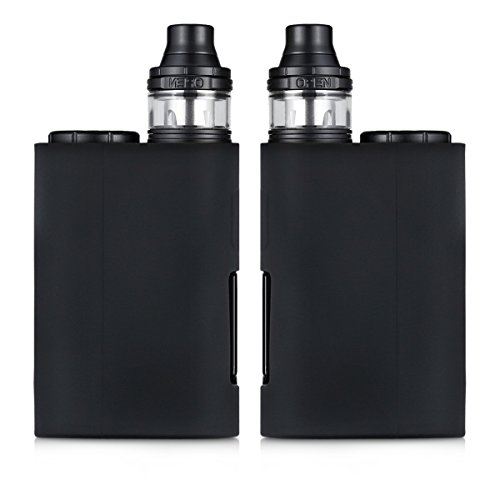 kwmobile Case for iStick Pico Mega Kit - Silicone TPU protective case - Cover container black