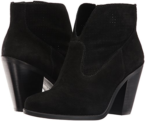 Jessica Simpson Women's Caderian Ankle Bootie, Black, 7.5 M US Photo #8
