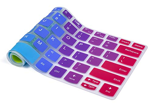 Colorful Keyboard Cover Compatible with Lenovo Flex 14 14