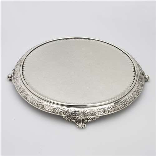 Plateau by The Van Bergh Silverplate Co. - Silverplate Vanity Shopping Results