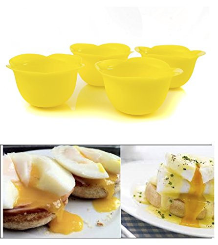 Savvy Kitchen Egg Poacher Cups For Poached Sunny Side Up ...