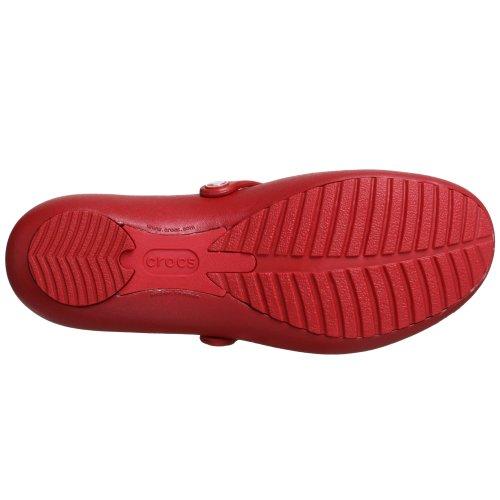 Crocs sandali Sabot Donna 45 Patricia ruby Rosso Women TWTHprRq