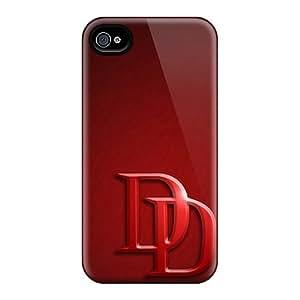 PamelaSmith Iphone 6 Perfect Hard Cell-phone Case Unique Design Fashion Daredevil I4 Series [yyZ4225xvoH]