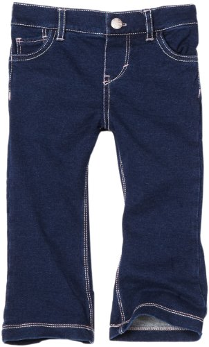 Levi's Baby Girls' 9845 Knit Boot Cut Pant