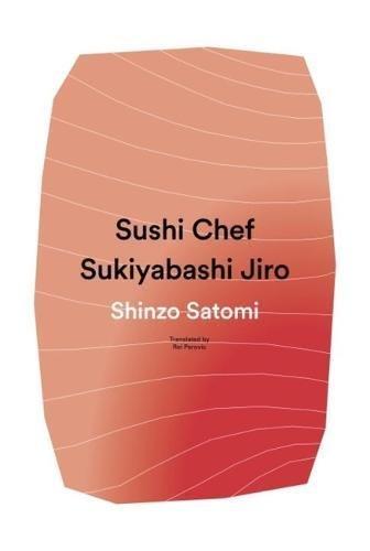 Sushi Chef Sukiyabashi Shinzo Satomi product image