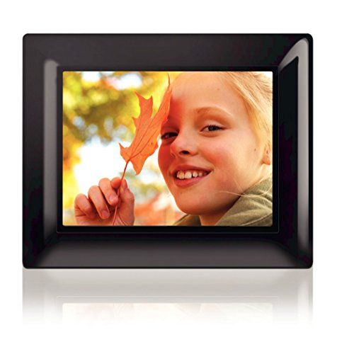 Philips 6FF3FPB/37 5.6-inch LCD Black Digital Photo Frame (Philips Digital Photo Frame)