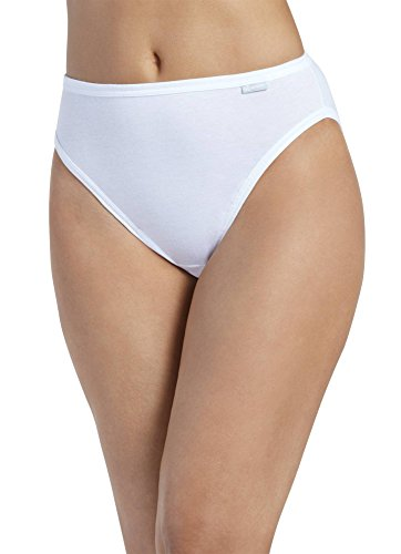 Jockey Women's Underwear Plus Size Elance French Cut - 3 Pack