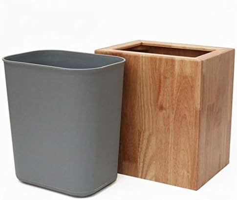 オフィスビン 北欧スタイルのゴミ箱ホーム収納キッチンキッチン寝室カバーなし収納ゴミ箱 寝室のビン