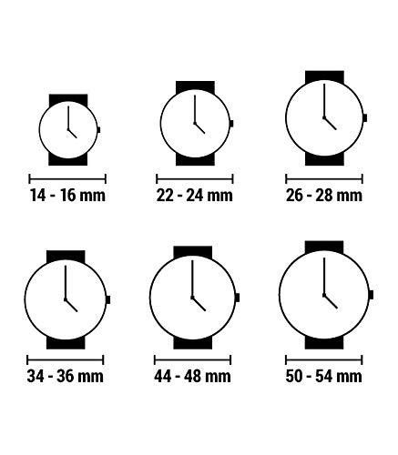 K&Bros herr Chronograph kvartsur med läderarmband 9425-2-875