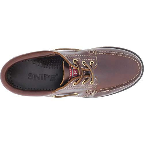 para Cuero Cordones Zapatos Marr Snipe de de Mujer aqS8cwB