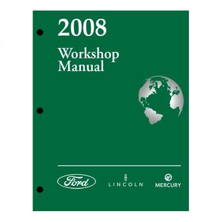 2008 Ford Low Cab Forward Workshop Manual (Ford Low Cab)