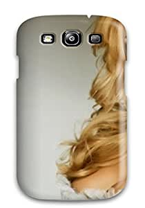 Galaxy S3 Case Cover - Slim Fit Tpu Protector Shock Absorbent Case (alba Celebritiess)