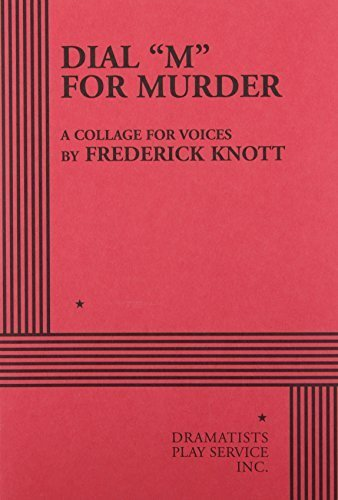 Dial M for Murder by Frederick Knott, Knott, Frederick (1998) Paperback (Dial M For Murder Play compare prices)