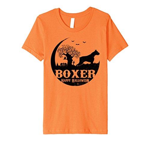 BOXER Dog Halloween Costume T-shirts