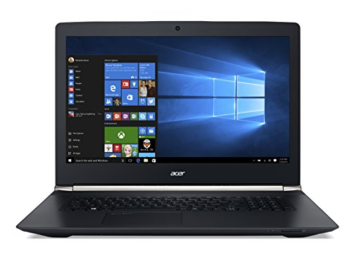 ": Acer Aspire V 17 NITRO Black Ed., 17.3"" Full HD, Intel i7, NVIDIA GTX965M, 16GB DDR4, 256GB SSD, 1TB, Win 10, Vn7-792G-719e"