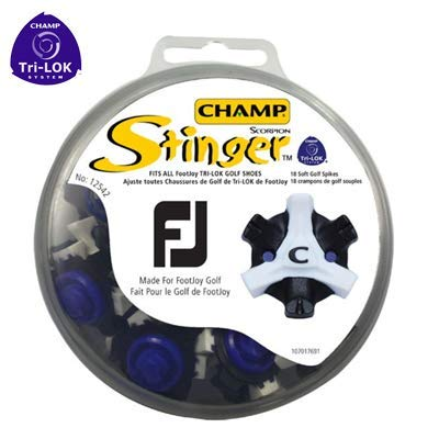 (Champ Scorpion Stinger Tri-Lok for FootJoy Golf Shoes)