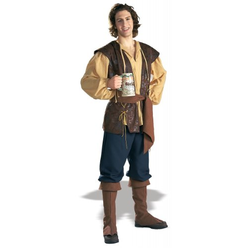 [Rubie's Costume Co Inn Keeper Costume, Standard] (Innkeeper Adult Costumes)