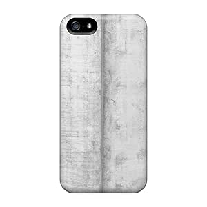 Defender Case With Nice Appearance (concrete Wall 8) For Iphone 5/5s