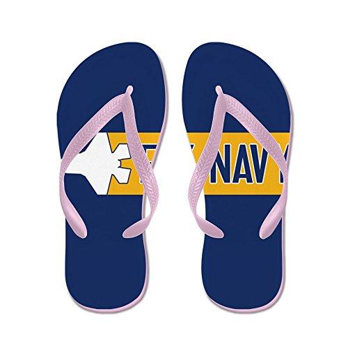 Caffettiera Navy: Fly Navy (f-35) - Infradito, Sandali Infradito Divertenti, Sandali Da Spiaggia