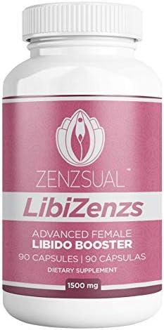 Libizenzs Libido Booster Women Zenzsual product image