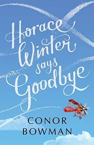 book cover of Horace Winter Says Goodbye