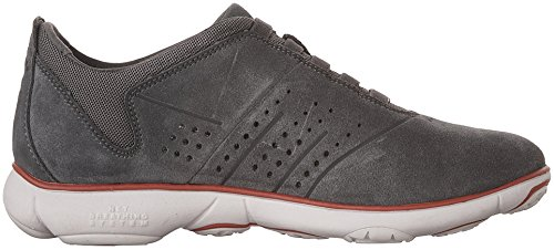 Geox Sneakers Charcoal Men's U NEBULA UwaxqZYX